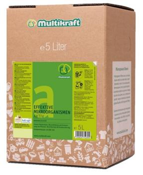 EM Aktiv Bag in Box 5 Liter